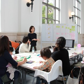 「考える・つくる 2本立てワークショップ」(10/30)開催レポート